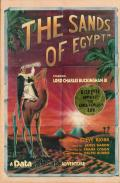 The Sands of Egypt Apple II Front Cover