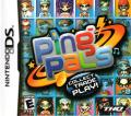 Ping Pals Nintendo DS Front Cover