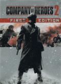 Company of Heroes 2 (First Edition) Windows Front Cover
