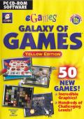 Galaxy of Games: Yellow Edition Windows Front Cover