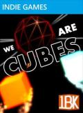 We Are Cubes Xbox 360 Front Cover