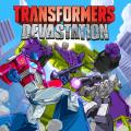 Transformers: Devastation PlayStation 3 Front Cover