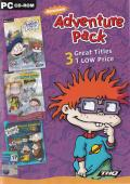 Nickelodeon Adventure Pack Windows Front Cover