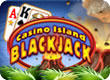Casino Island Blackjack Browser Front Cover