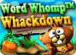 Word Whomp Whackdown Browser Front Cover