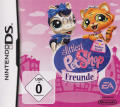 Littlest Pet Shop: City Friends Nintendo DS Front Cover