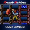 Crazy Climber 2 PlayStation 4 Front Cover
