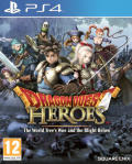 Dragon Quest Heroes: The World Tree's Woe and the Blight Below (Slime Collector's Edition) PlayStation 4 Front Cover