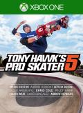 Tony Hawk's Pro Skater 5 Xbox One Front Cover