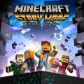 Minecraft: Story Mode - Episode 1: The Order of the Stone PlayStation 3 Front Cover