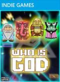 Who is God Xbox 360 Front Cover