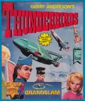 Thunderbirds Atari ST Front Cover