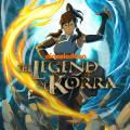 The Legend of Korra PlayStation 3 Front Cover