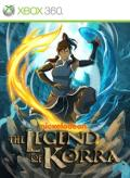The Legend of Korra Xbox 360 Front Cover