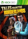 Tales from the Borderlands: Episode 1 - Zer0 Sum Xbox 360 Front Cover
