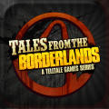 Tales from the Borderlands: Episode 1 - Zer0 Sum iPad Front Cover