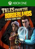 Tales from the Borderlands Xbox One Front Cover