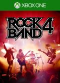 Rock Band 4 Xbox One Front Cover