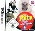 Petz: Monkeyz House Nintendo DS Front Cover