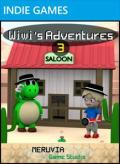 Wiwi's Adventure 3 Xbox 360 Front Cover