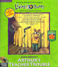 Marc Brown's Arthur's Teacher Trouble Macintosh Front Cover