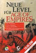 Neue Level für Age of Empires Windows Front Cover