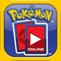Pokémon Trading Card Game Online iPad Front Cover