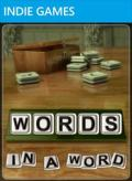 Words in a Word Xbox 360 Front Cover