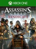 Assassin's Creed: Syndicate Xbox One Front Cover 1st version