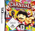 Carnival Games Nintendo DS Front Cover