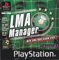 LMA Manager PlayStation Front Cover