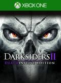 Darksiders II: Deathinitive Edition Xbox One Front Cover
