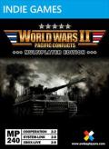 World Wars II: Pacific Conflicts Xbox 360 Front Cover