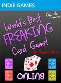 World's Best FREAKING Card Game! Xbox 360 Front Cover