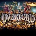 Overlord: Fellowship of Evil PlayStation 4 Front Cover