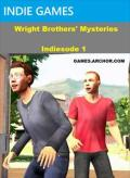 Wright Brothers' Mysteries: Indiesode 1 Xbox 360 Front Cover