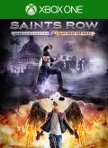 Saints Row IV: Re-Elected & Gat Out of Hell Xbox One Front Cover