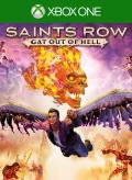 Saints Row: Gat Out of Hell - Devil's Workshop Pack Xbox One Front Cover 1st version