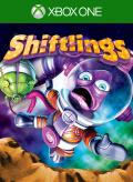 Shiftlings Xbox One Front Cover 1st version