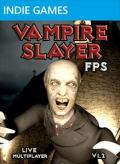 Vampire Slayer FPS Xbox 360 Front Cover