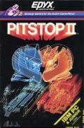 Pitstop II PC Booter Front Cover