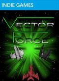 Vector Force Xbox 360 Front Cover