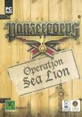 Panzer Corps: Operation Sea Lion Windows Front Cover