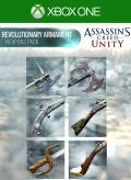 Assassin's Creed: Unity - Revolutionary Armament Weapons Pack Xbox One Front Cover 1st version