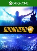 Guitar Hero Live Xbox One Front Cover 1st version