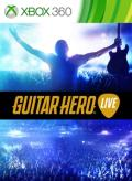 Guitar Hero Live Xbox 360 Front Cover