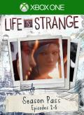 Life is Strange: Season Pass - Episodes 2-5 Xbox One Front Cover