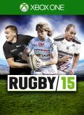 Rugby 15 Xbox One Front Cover 1st version
