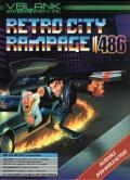 Retro City Rampage: DX DOS Front Cover