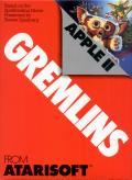 Gremlins Apple II Front Cover